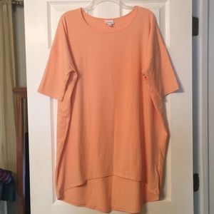 Lularoe Irma Large Peach